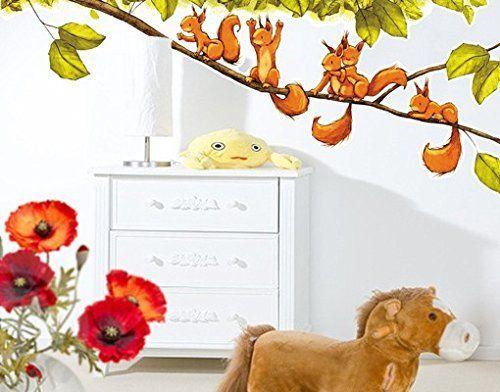 Stunning Wandtattoo No Einh rnchen jubeln xcm Wand Sticker Kinderzimmer Tiere Gr e cm x