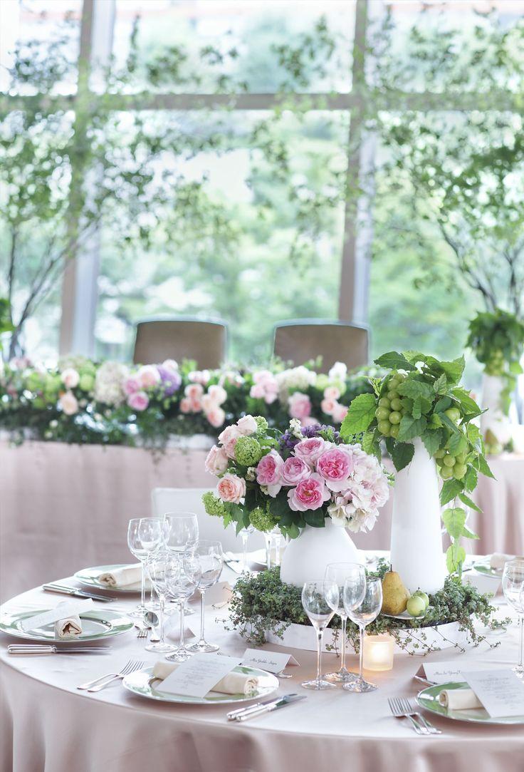 PHOTO GALLERY-ホテルウェディング・結婚式場サイト|グランドハイアット東京