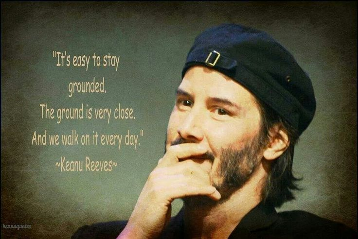 Image result for stay on the ground keanu reeves