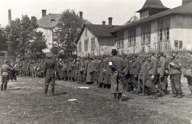 Havlíčkuv Brod květen 1945