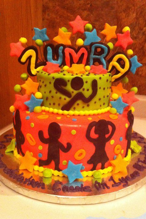 Happy Birthday Zumba Girl