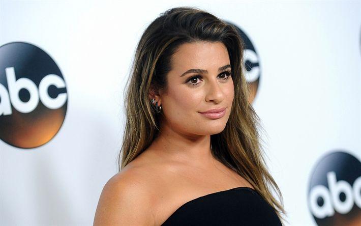 Lataa kuva Lea Michele, 2017, Hollywood, amerikkalainen näyttelijä, kauneus, elokuvan tähdet