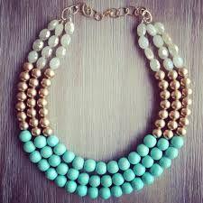 Resultado de imagen para collares de perlas moda 2015