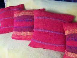 diseño tapices cojines telares - Buscar con Google