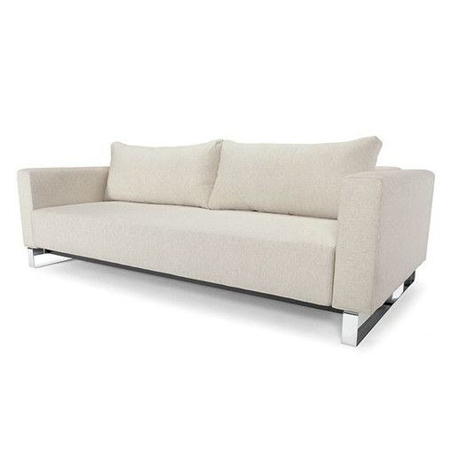 Sectional Sofas Show details for Innovation Cassius Sleek Excess Sofa Bed Lounger