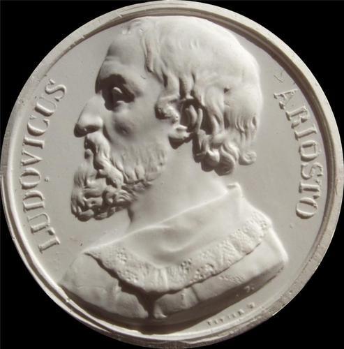 Ludovico Ariosto Italian Poet Portrait medal quality cast | eBay