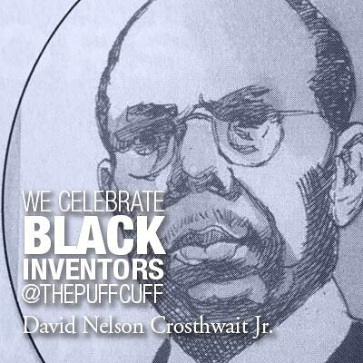 We celebrate #BlackInventors, such as David Nelson Crosthwait Jr., at the #PuffCuff. He invented the gigantic heating system for Radio City Music Hall. We are celebrating Black History Month with $5 OFF purchases of $25 or more! Use Code ICAN to Shop now at: www.thepuffcuff.com. 👈🏾🔗in Bio  Excludes wholesale. Offer not good on previously purchased items. Does not combine with other offers. ALL SALES FINAL. Expires 2/28/18 at midnight EST time. #naturalhair #curlyhair#BlackHistoryMonth