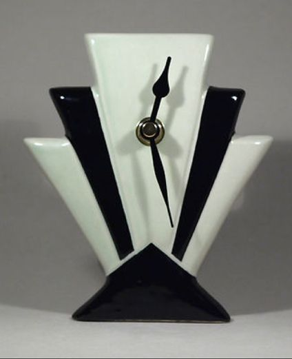 Art Deco clock #AnInfomatiqueFavorite http://itunes.apple.com/us/app/pinterest-uploader-app-pinterest-for-ipad-iphone/id514430679?mt=8