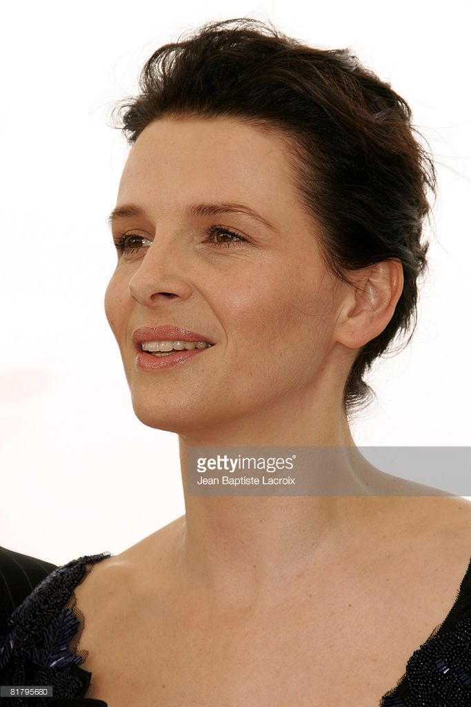 Photo d'actualité : Juliette Binoche