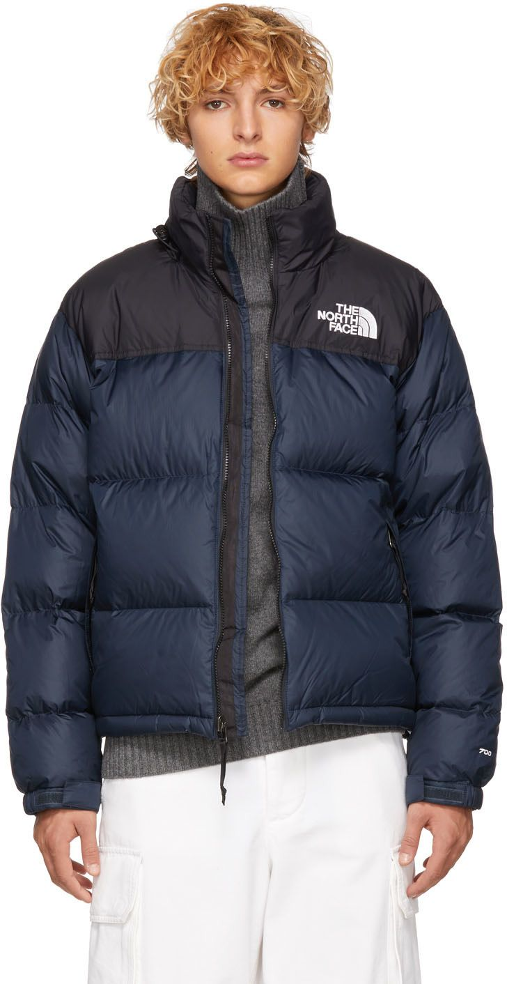 ccae816062f The North Face - Navy Down 1996 Retro Nuptse Jacket | E-shop in 2019