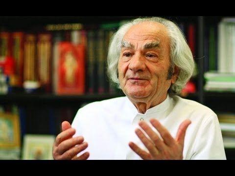 Viața înseamnă celilalți - interviu cu acad. prof. dr. Leon Dănăilă (USH - Matei Georgescu) - YouTube
