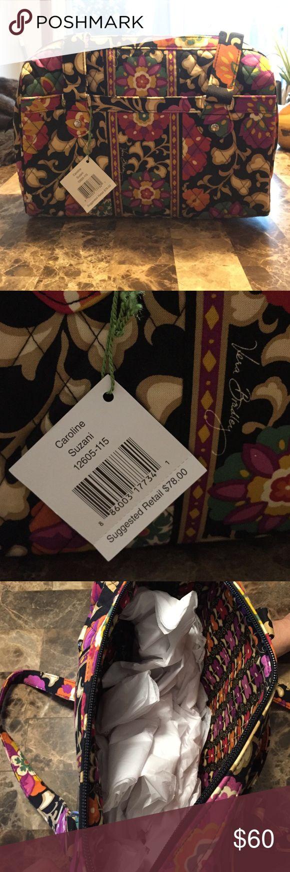 Vera Bradley tote bag/ pocketbook New tags still attached, stylish Vera Bradley bag make an offer! Vera Bradley Bags Totes