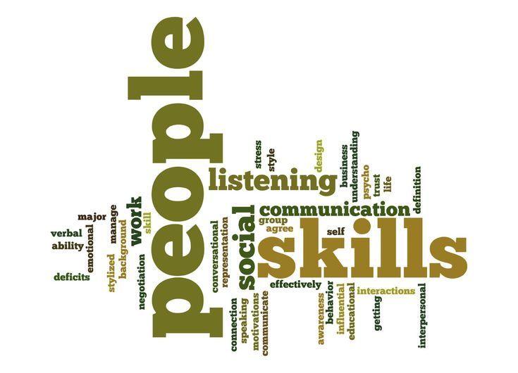 Interpersonal Skills List Skills list - resume list of skills