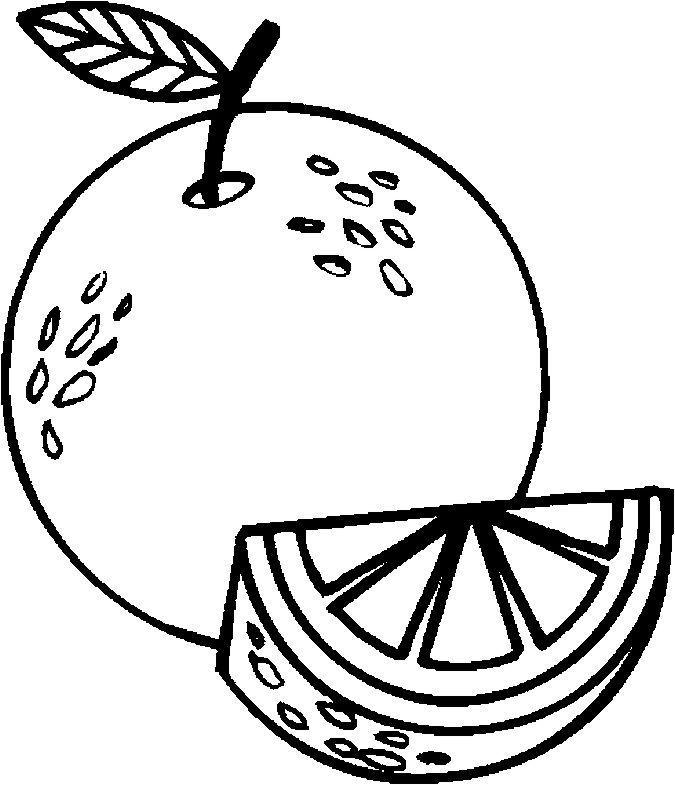 Oranges Coloring Pages Best Coloring Pages For Kids Fruit Coloring Pages Coloring Pages Coloring Pages For Kids