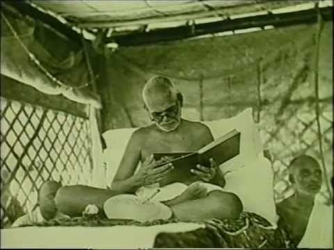 Ramana Maharshi - Abide As The Self.  On of the greatest Spiritual Teacher.