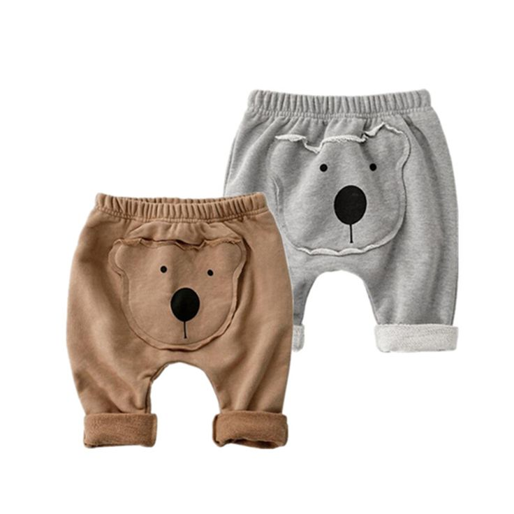Like and Share if you want this  Bear Unisex Style Baby Harem Pants     Tag a friend who would love this!     FREE Shipping Worldwide     Get it here ---> https://topkidzshop.com/bear-unisex-style-baby-harem-pants/