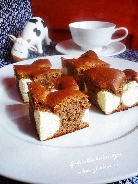 Gabriella kalandjai a konyhában :): Boci süti - a kedvenc!