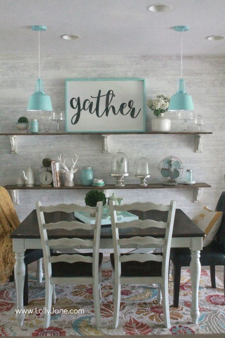 Gorgeous Farmhouse Dining Room All The Tips To Achieve This Look Without Breaking Bank