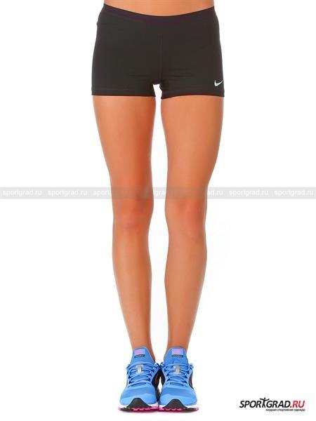 Женские шорты найк для фитнеса