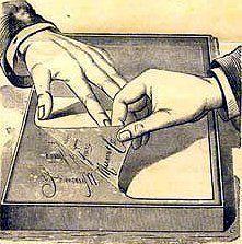 hectógrafo: Nombre masculino. Aparato que servía para sacar múltiples copias de un escrito o dibujo. www.unapalabraldia.com.es