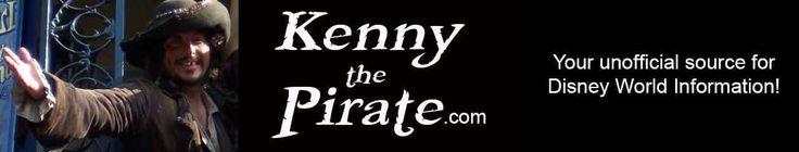KennythePirate's Unofficial Disney World Guide - Disney World Characters, Disney World Vacation, Disney World Entertainment, Disney World Times Guide, Disney World Resorts, Disney World Tickets, Disney World Hotels, Walt Disney World