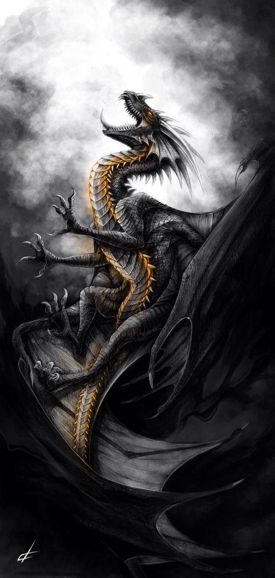 Dragon #dragon #tattoos #tattoo
