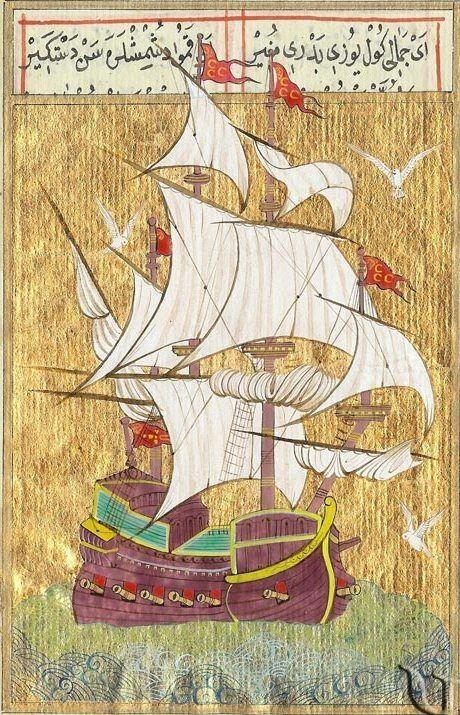 Osmanli Denizcilik (Ottoman ship).