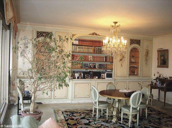 Relooking fulgurant dun salon ancien