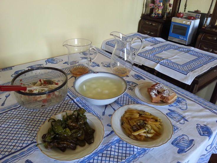 Home Restaurant: buffet