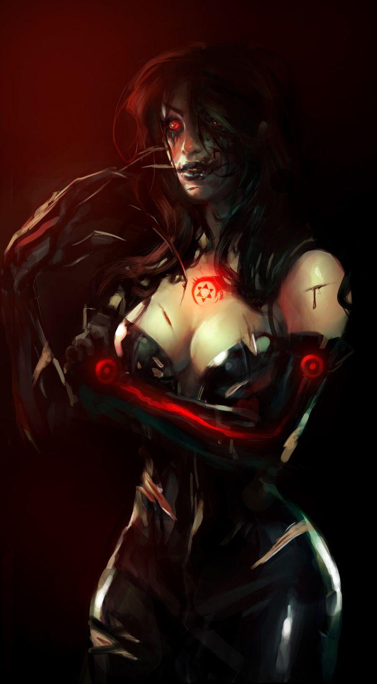Lust by leopinheiro.deviantart.com on @DeviantArt