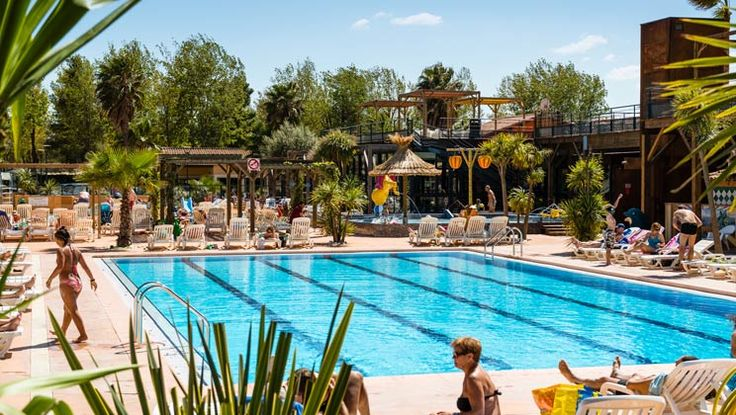 Les Sablons is close to the upmarket Mediterranean resort of Portiragnes Plage. Why not save 20% on a September holiday at Les Sablons with Eurocamp's Deal of the Week.