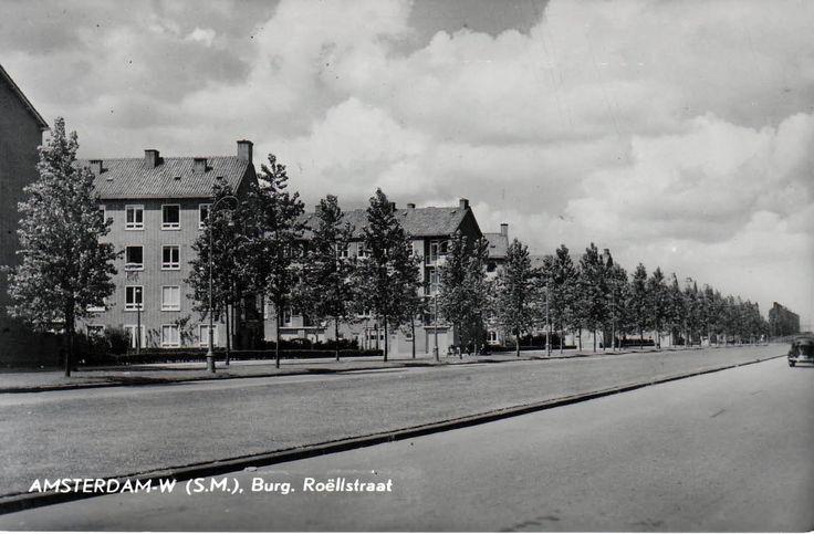 1950 ca Burgemeester Roëllstraat