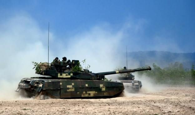 Royal Thai Army to inspect new batch of OPLOT tanks prior to acceptance