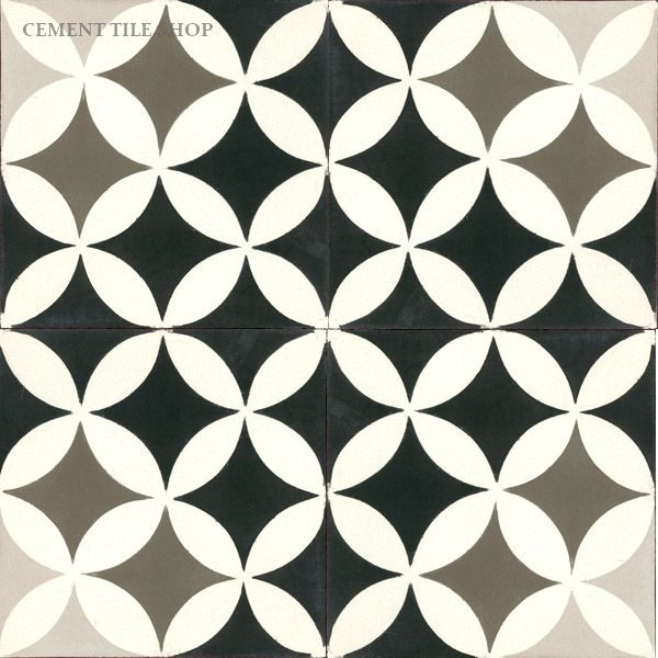 Cement Tile Shop - Encaustic Cement Tile | Circulos Multi