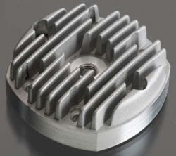 Thunder Tiger AA0113 Cylinder Head PRO-91 R by Thunder tiger. $23.99. Save 20% Off!