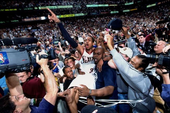 An Icon at 40: The Untold Story of Allen Iverson | Bleacher Report