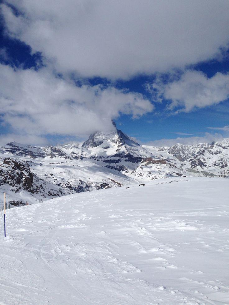 Matterhorn, Zermatt, CH - March 2015