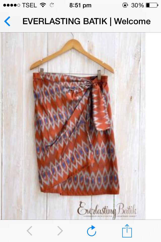 Dari: everlasting batik