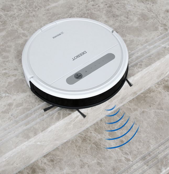 These Integrated Functions Mean That DEEBOT OZMO 610 Floor Cleaning Robot Is Able To Give