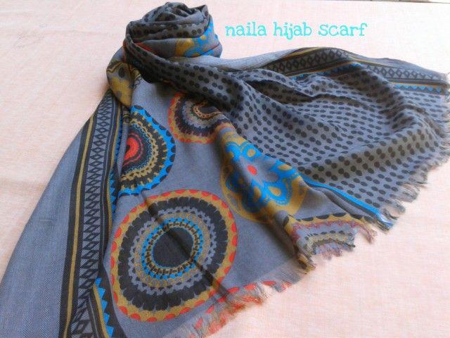 Pashmina tirex Minat inboks fb ia Fb naila hijab scarf