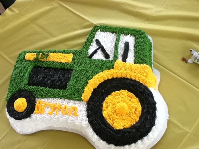 John Deere Birthday Party Ideas | Photo 2 of 15 | Catch My Party