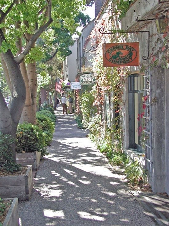 Carmel, California... - Beautiful little town! Been there more times than I can count but always ready to go back.