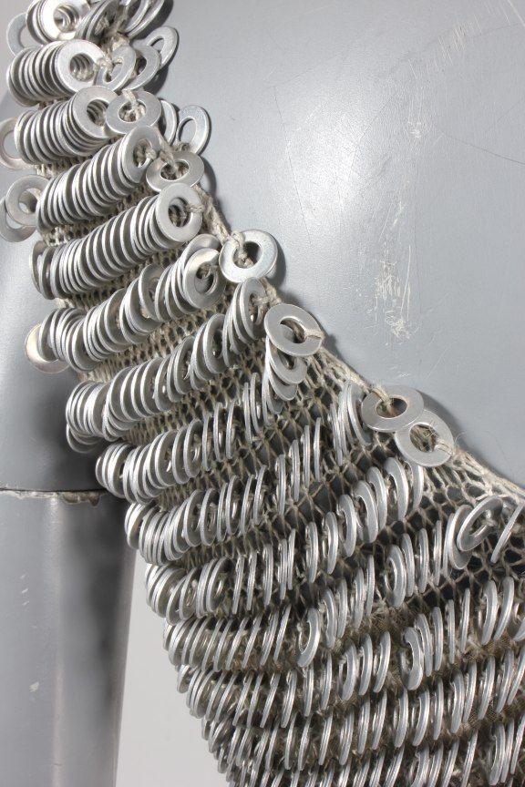 chain-mail sheath 70s,