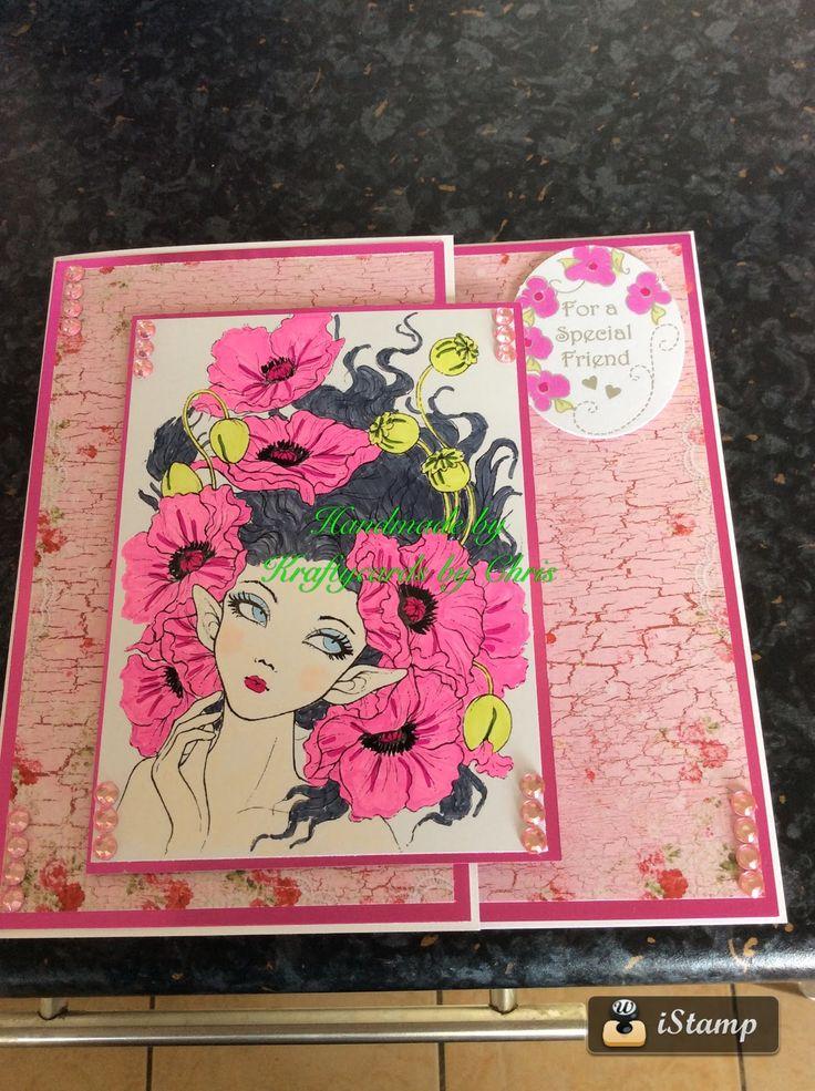 Kraftycards by Chris: Aurora Stamp