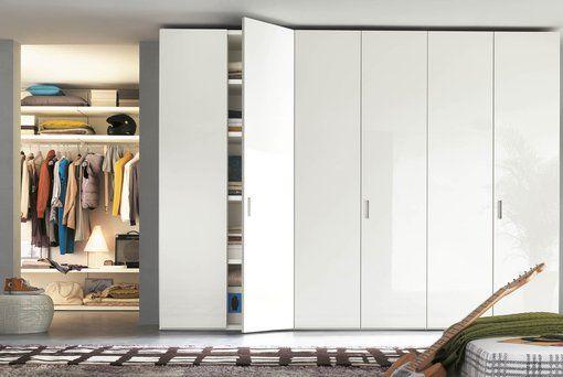 A za drzwiami... #wardrobe #white #italianstyle