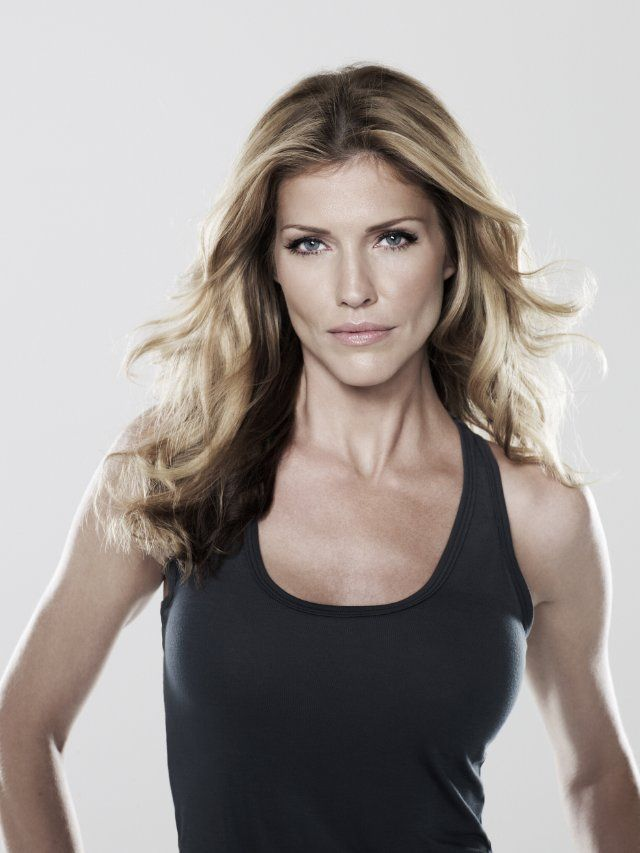 the wonderful post-BSG Tricia Helfer - still too skinny but I love the natural style. She's an icon.