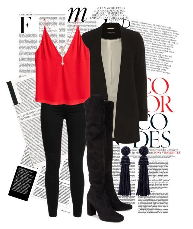 """""""untitled No. 218"""" by catherine-megan-jones on Polyvore featuring Nicki Minaj, Whiteley, Balmain, Radcliffe, Dorothy Perkins, Levi's, H&M, Yves Saint Laurent and EF Collection"""