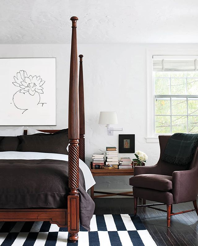 Brown And Cream Bedroom, Cream Spare Bedroom