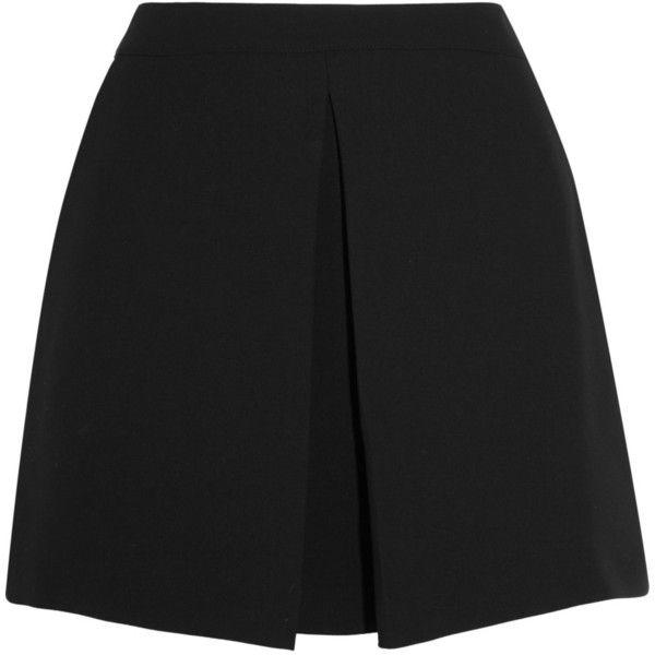 25  best ideas about Black pleated skirt on Pinterest | Black midi ...