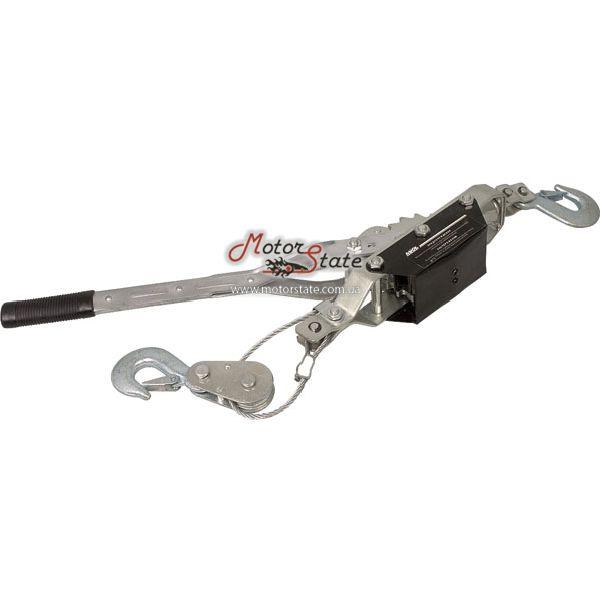 TORIN TRK8041 Лебедка механическая рычажная 4т (двойное зубчатое колесо)